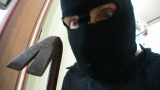 home security devices balaclava robber
