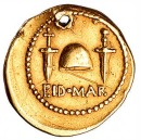 safe investing gold coin roman